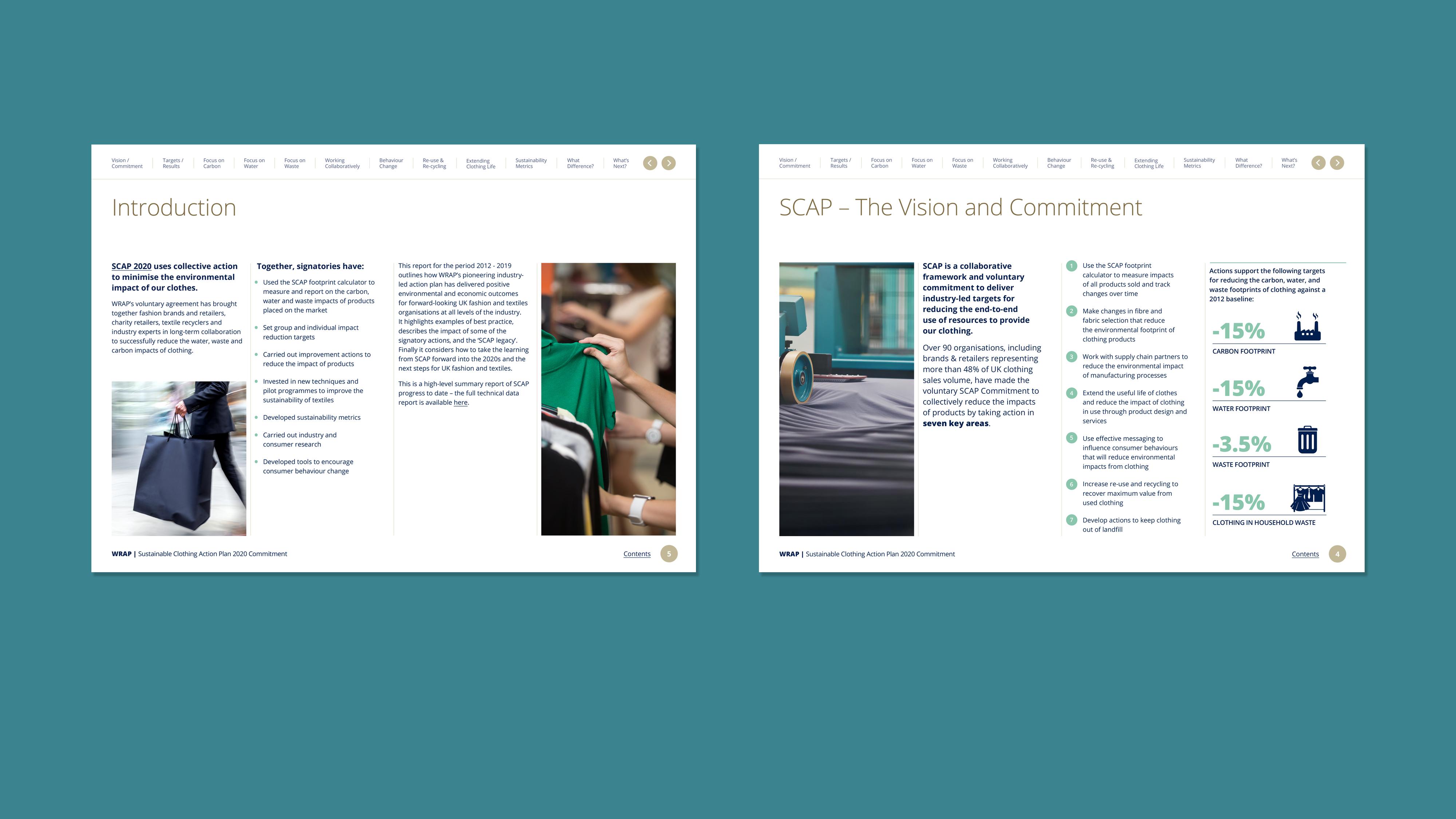 3029 WRAP Annual Report Mockup