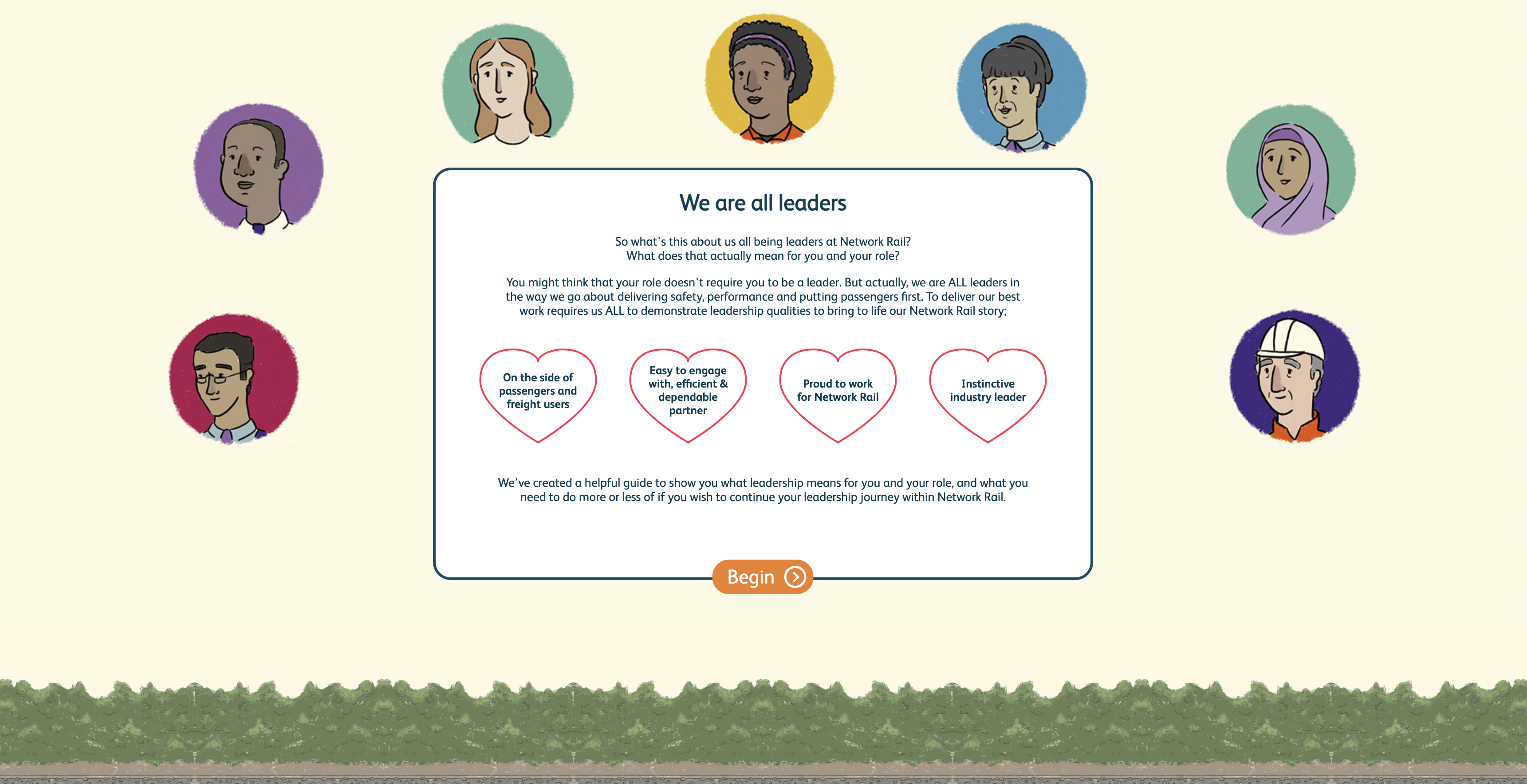 Leadership behaviours collateral_Interactive Infographic_1